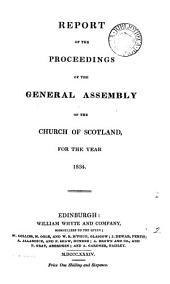 Report of ... proceedings, 1834: Volume 2