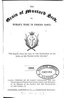 The Grain of mustard seed  or  Woman s work in foreign parts PDF