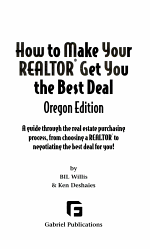 How to Make Your Realtor Get You the Best Deal