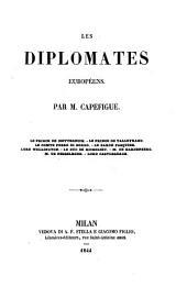 Les diplomates européens