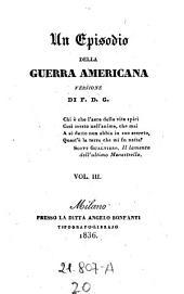 """""""Un"""" episodio della guerra americana: 18-20"""
