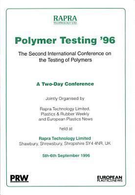 Polymer Testing '96