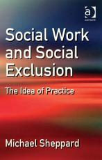 Social Work and Social Exclusion PDF