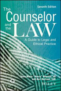 The Counselor and the Law Book