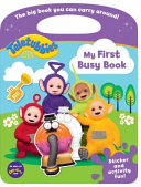 Teletubbies  My First Busy Book PDF