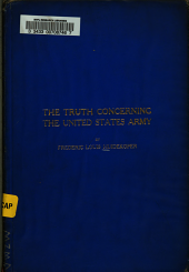 The Truth Concerning the United States Army
