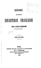 Histoire de l'ancienne infanterie française: Volume8