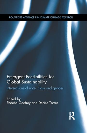 Emergent Possibilities for Global Sustainability PDF