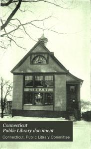 Connecticut Public Library Document PDF
