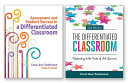 Differentiated Instruction 2 Book Set  The Differentiated Classroom  2nd Ed     Assessment and Student Success in a Differentiated Classroom