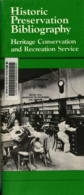 Historic Preservation Bibliography