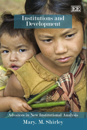 Institutions and Development PDF