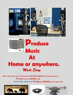 Record music at home or anywhere made easy