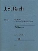 Sinfonien  Dreistimmige Inventionen  F  r Klavier Zu Zwei H  nden  Revidierte Ausgabe Von HN 360