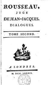 Dialogues: Volume 2