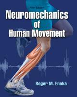 Neuromechanics of Human Movement 5th Edition PDF