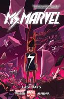 Ms  Marvel Vol  4 PDF