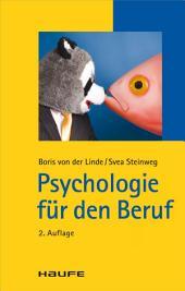 Psychologie für den Beruf: TaschenGuide