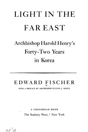 Light in the Far East PDF
