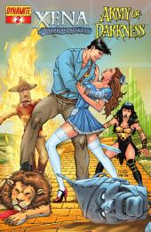 Xena: Warrior Princess vs. Army of Darkness: What, Again? #2