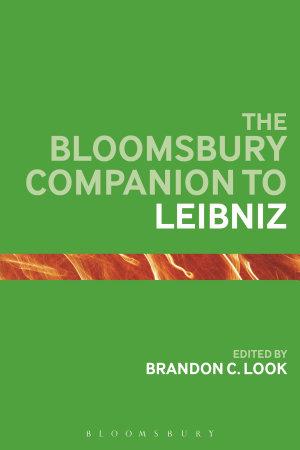The Bloomsbury Companion to Leibniz PDF