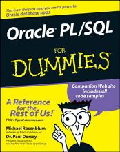 Oracle PL   SQL For Dummies PDF