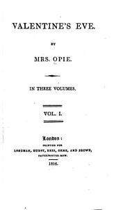 Valentine's Eve: Volume 1