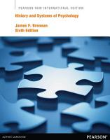 History and Systems of Psychology  Pearson New International Edition PDF