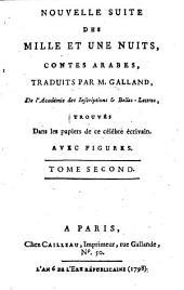 Nouvelle Suite Des Mille Et Une Nuits: Contes Arabes, Volume2