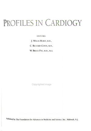 Profiles in Cardiology