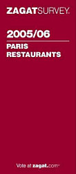 Zagat Paris Restaurants Book PDF