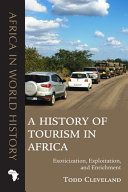 A History of Tourism in Africa