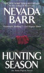 Hunting Season (Anna Pigeon Mysteries, Book 10)