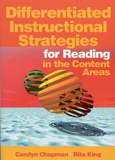 Differentiated Instructional Strategies for Reading in the Content Areas PDF