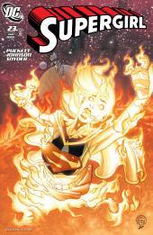 Supergirl (2005-) #23