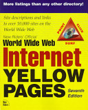 New Riders  Official Internet and World Wide Web Yellow Pages PDF