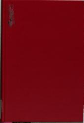 North American Flora: Volume 32, Parts 1-4