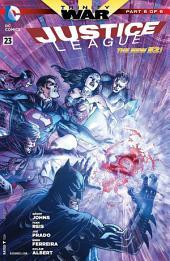 Justice League (2011- ) #23