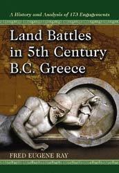 Land Battles in 5th Century BC Greece PDF