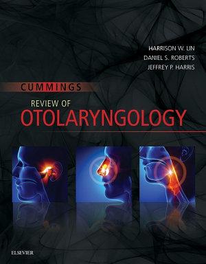 Cummings Review of Otolaryngology E Book PDF