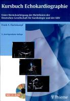 Kursbuch Echokardiographie PDF