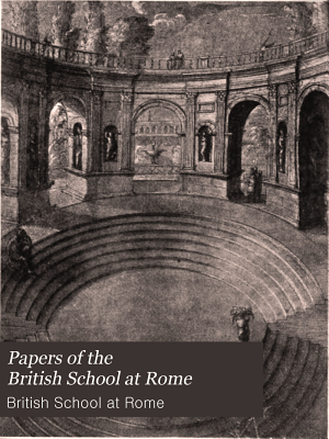 Sixteenth-century Drawings of Roman Buildings Attributed to Andreas Coner