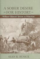 A Sober Desire for History PDF