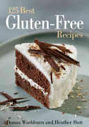 125 Best Gluten free Recipes Book