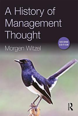 A History of Management Thought PDF