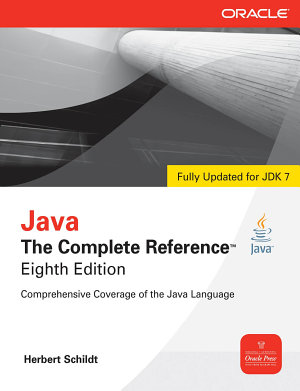 Java The Complete Reference  8th Edition PDF