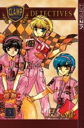 Clamp School Detectives: Volume 3