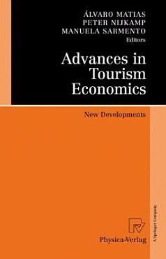 Advances in Tourism Economics PDF