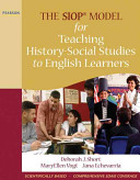 The SIOP Model for Teaching History Social Studies to English Learners