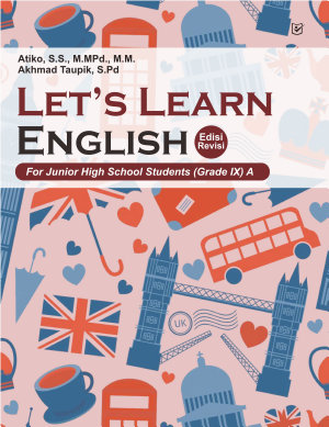 Let   s Learn English For Junior High School Students  Grade IX  A First Semester PDF